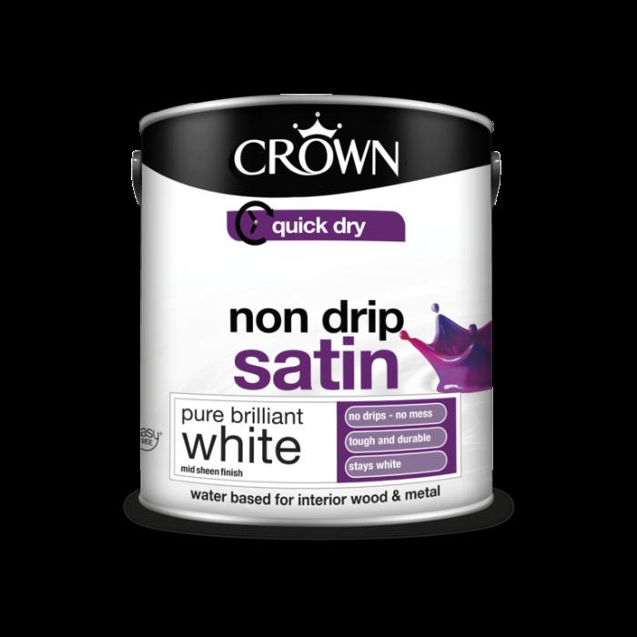 Non Drip Satin