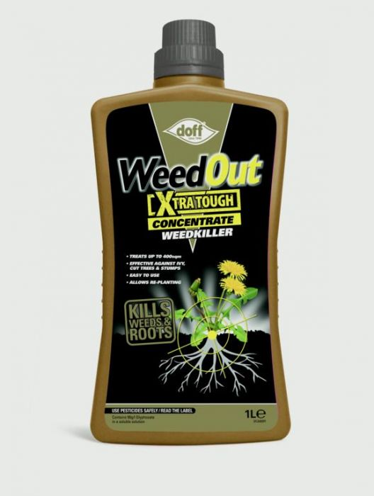 Doff Weedout Extra Tough Concentrate 1L