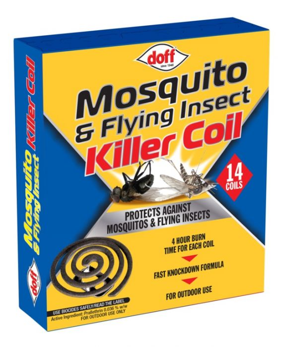 Doff Mosquito Coils Pack 14