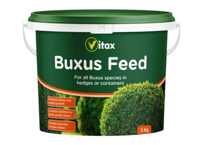 Vitax Buxus Feed 5kg Tub