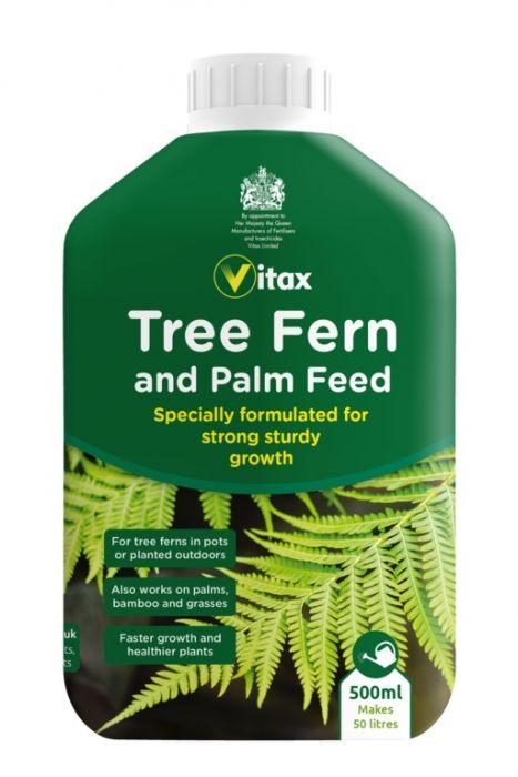 Vitax Tree Fern & Palm Feed 500ml