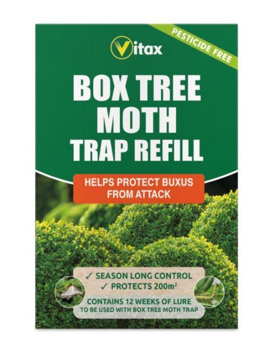 Vitax Buxus Moth Trap Refill Pack 2