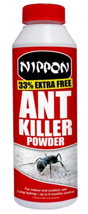 Nippon Ant Killer Powder 400g Plus 33% Extra Fill