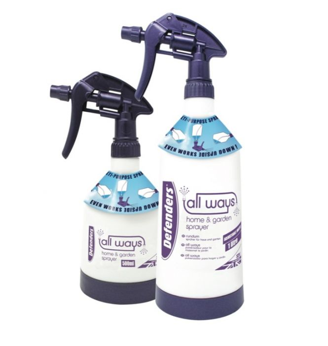 Defenders All Ways Home & Garden Sprayer 500ml