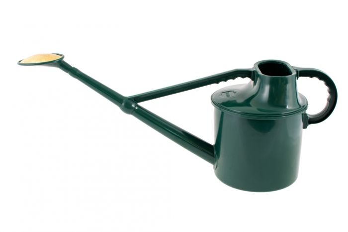 Haws Long Reach Green Watering Can 7L