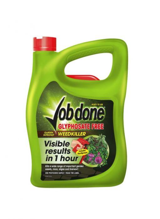 Job Done Glyphosate Free 3L