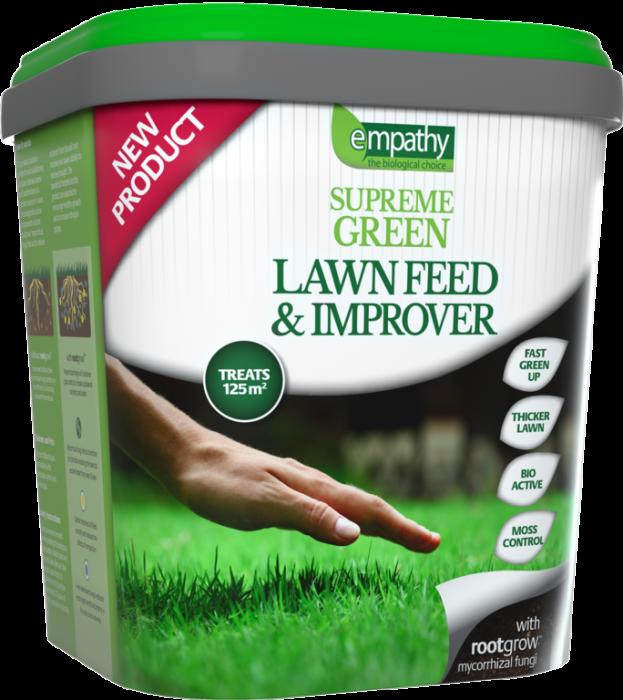 Empathy Supreme Green Lawn Feed & Improver 4.5kg