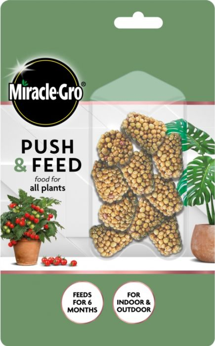 Miracle-Gro Push & Feed 10 Cones