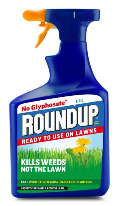 Roundup Lawn Ultra 1.2L RTU