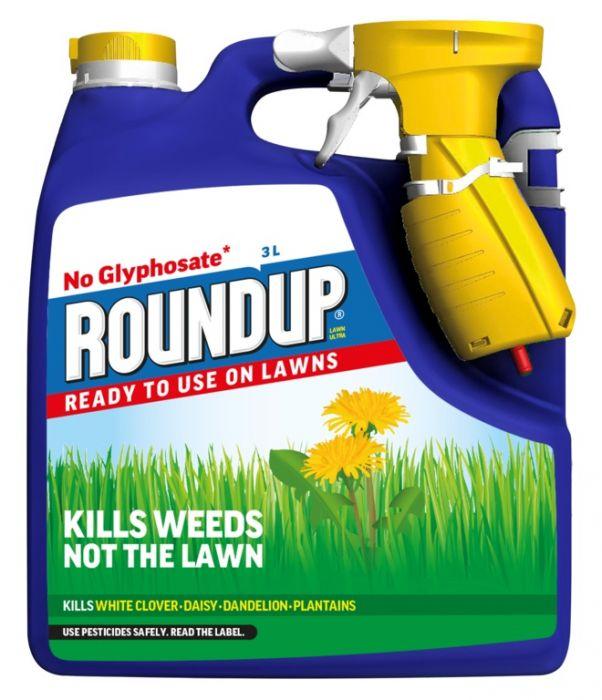 Roundup Lawn Ultra 3L RTU