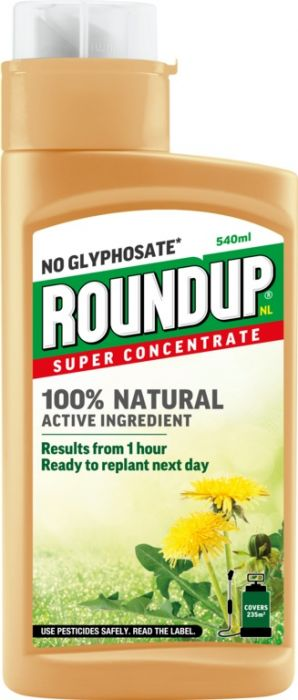 Roundup Natural Weed Control Concentrate 540ml