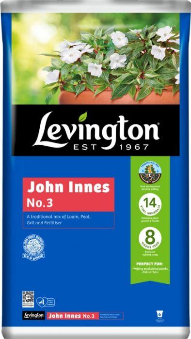 Levington John Innes No 3 Compost 10L