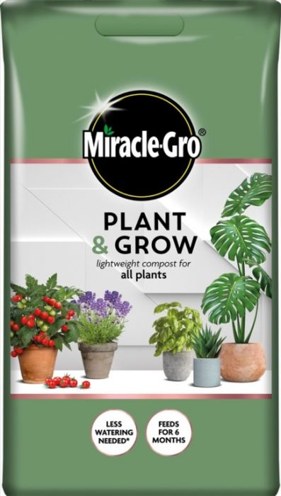 Miracle-Gro Plant & Grow All Purpose Compost 6L