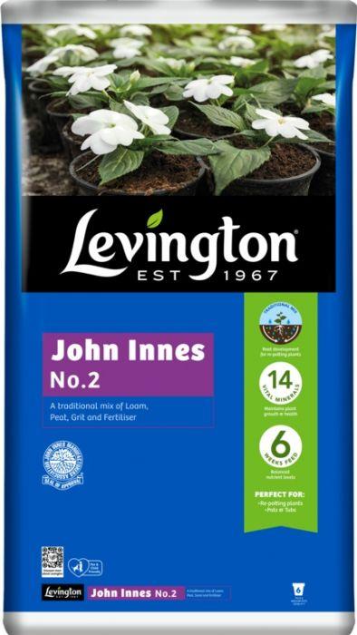 Levington John Innes No 2 Compost 30L