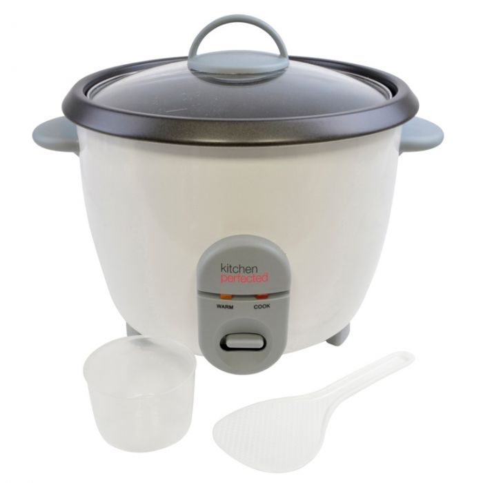 Kitchenperfected Automatic Rice Cooker 1.8L 700w