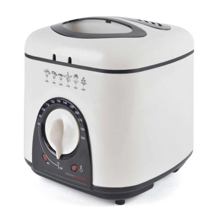 Kitchenperfected Compact Deep Fryer 1L