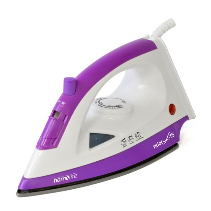 Homelife Tidal X-15 Steam Iron 1200w