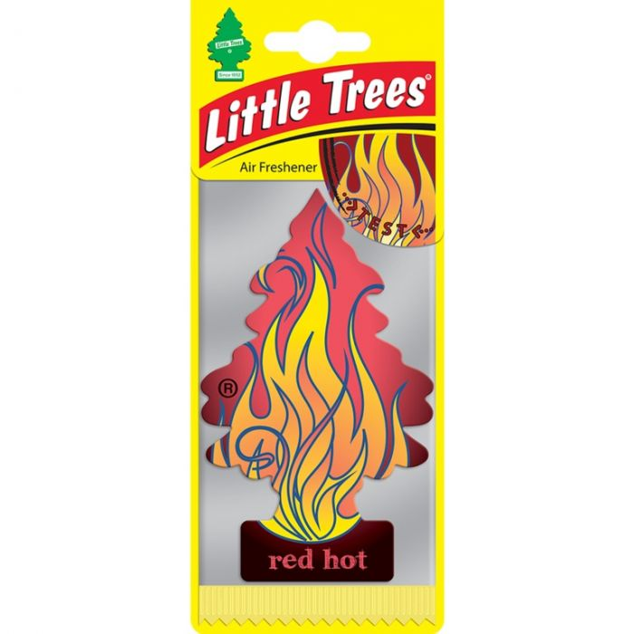 Saxon Little Trees Red Hot