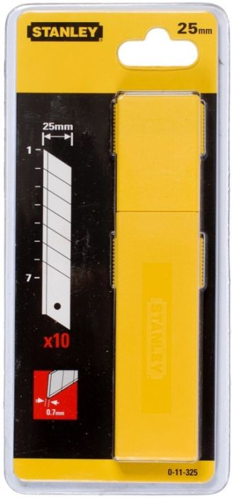 Stanley Snap Off Blades 10 Pack