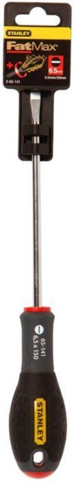 Stanley FatMax Flared Screwdriver 6.5x150