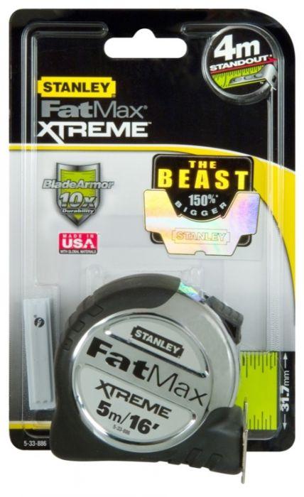 Stanley FatMax Pro Tape 5m/16'