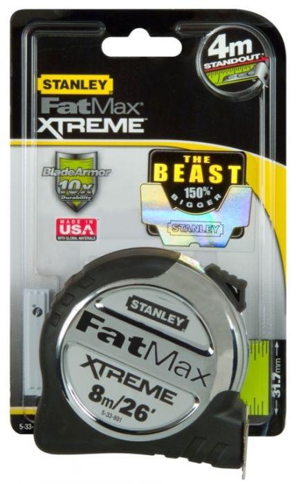 Stanley FatMax Pro Tape 8m/26