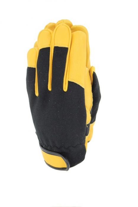 Town & Country Comfort Fit Leather Gloves Medium