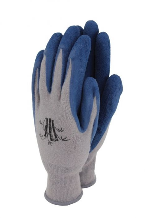 Town & Country Bamboo Gloves Navy Large
