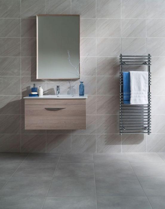 Johnson Tiles Grasmere GRA2A Slate/Grey 360mm x 275mm