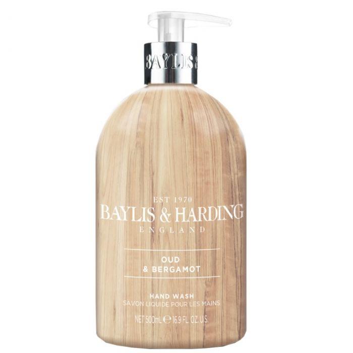 Baylis & Harding Hand Wash 500ml Oud & Bergamot