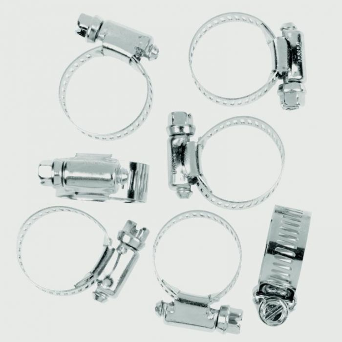 SupaFix Hose Clip 12-20mm - Zinc Plated