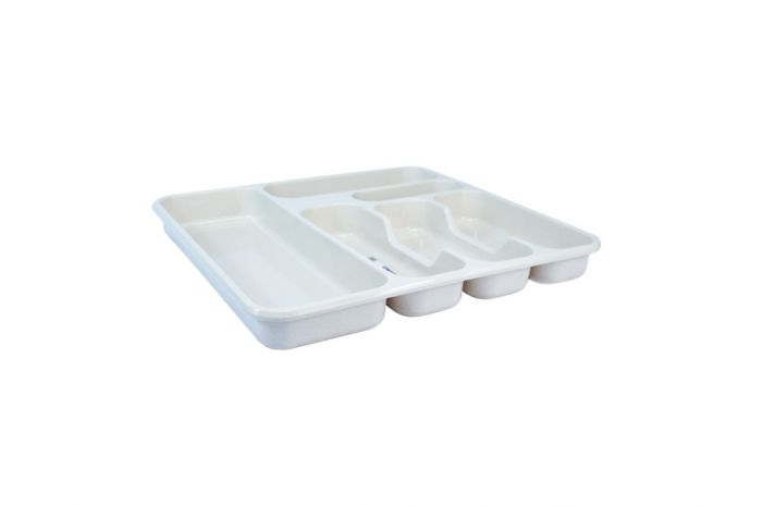 TML Cutlery Tray Large Taupe