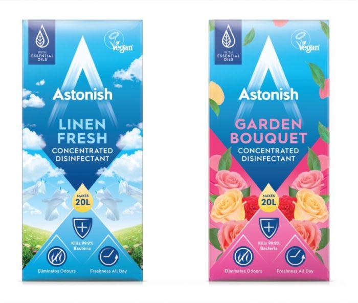 Astonish Mixed Multi Use Disenfectant 500ml