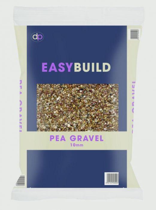 Deco-Pak Pea Gravel 10mm 25kg Trade Pack