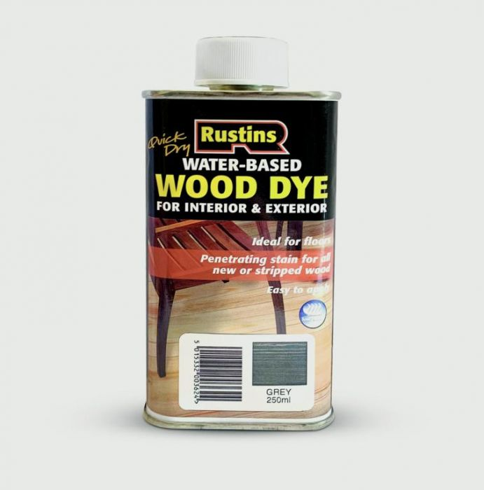 Rustins Quick Dry Wood Dye 250ml