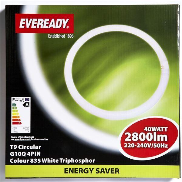 Eveready Fluorescent Circular Tube T9 40w