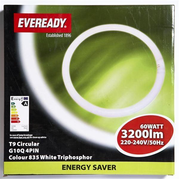 Eveready Fluorescent Circular Tube T9 60w