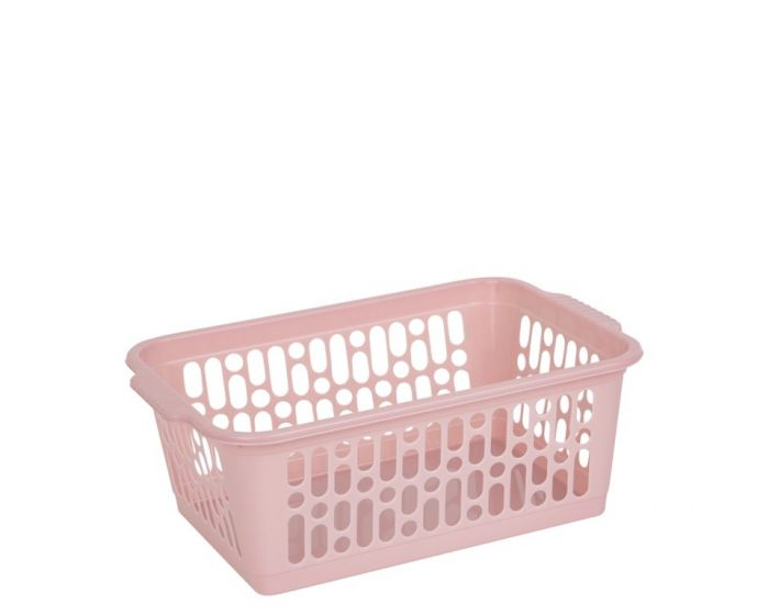 Wham Medium Handy Basket Pink