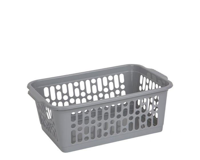 Wham Medium Handy Basket Grey