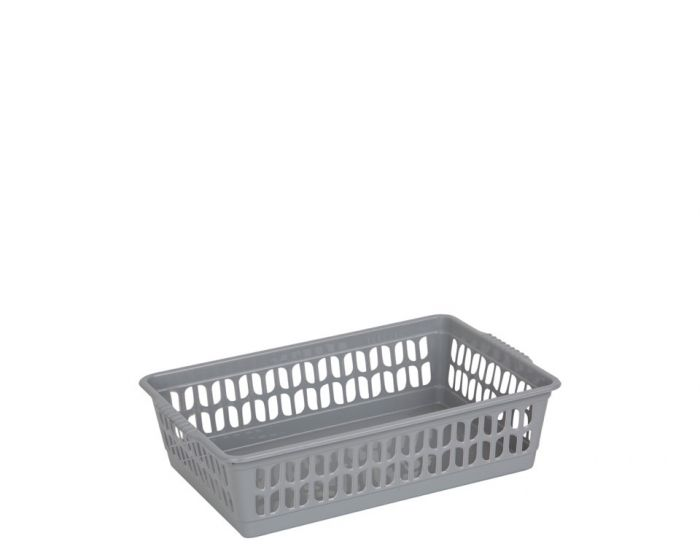 Wham Small Handy Basket Grey