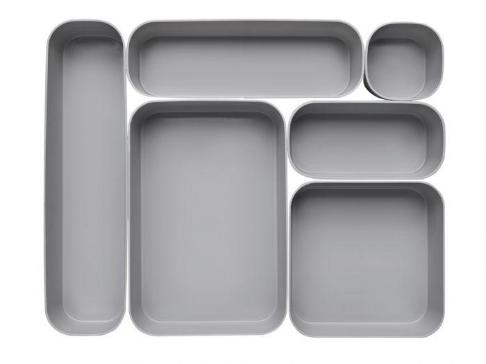Curver Infinity Divider Set Grey