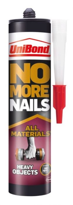 UniBond No More Nails All Materials Heavy Objects