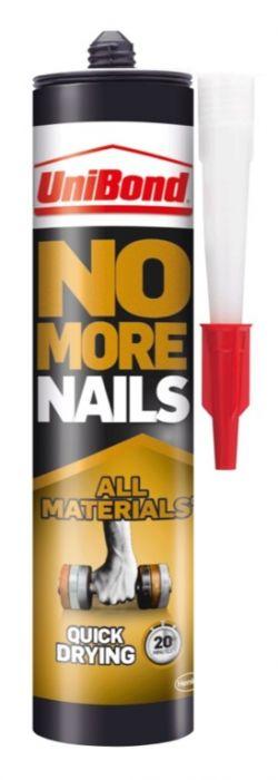 UniBond No More Nails All Materials Quick Drying