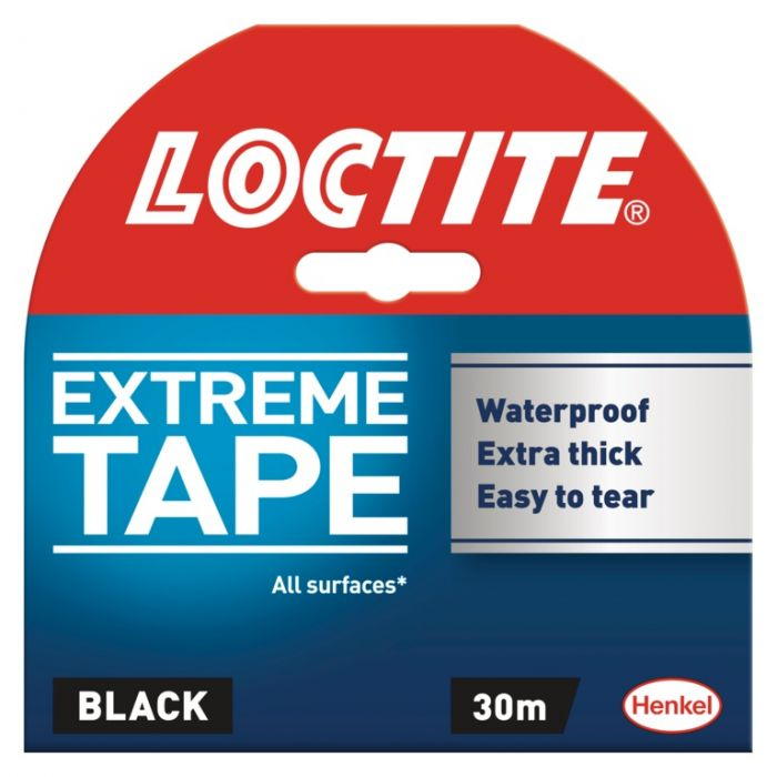 Loctite Extreme Tape 30m Black