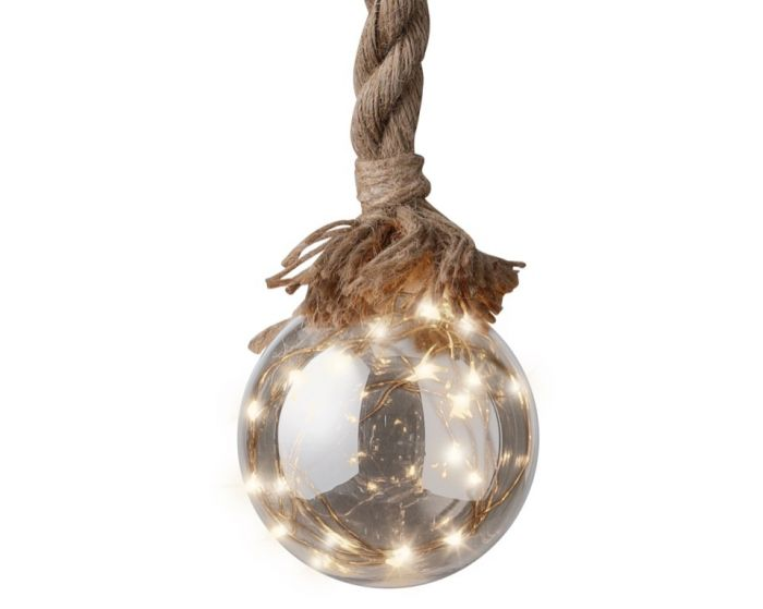 Micro Led Ball With Rope