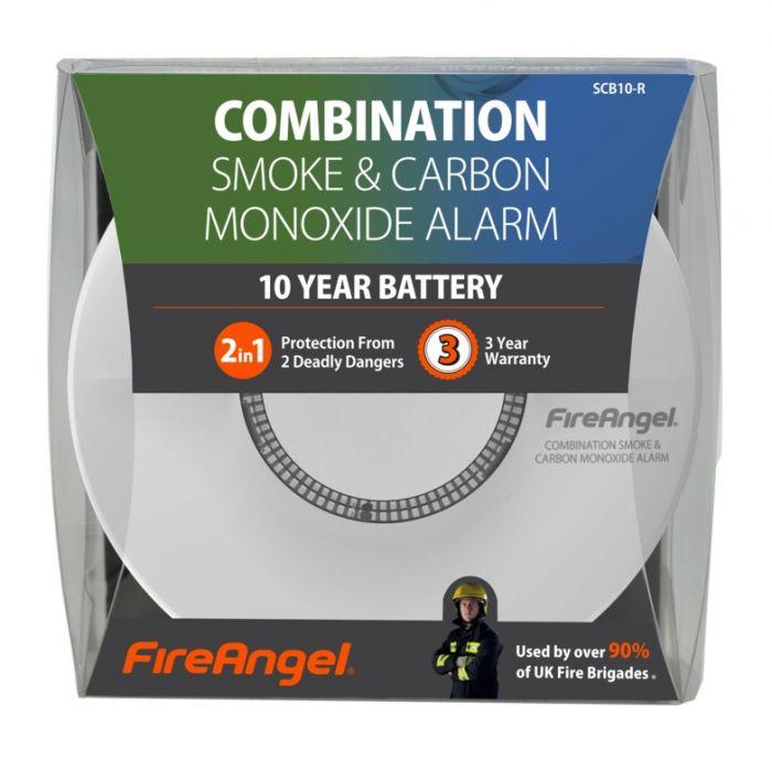 Fire Angel Smoke Carbon Monoxide Alarm