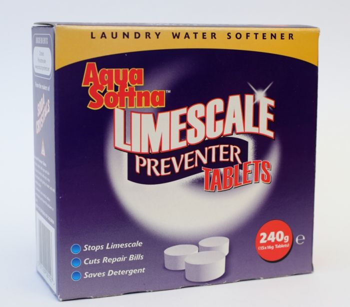 Dripak Aqua Softna Preventer Tablets 15x16g