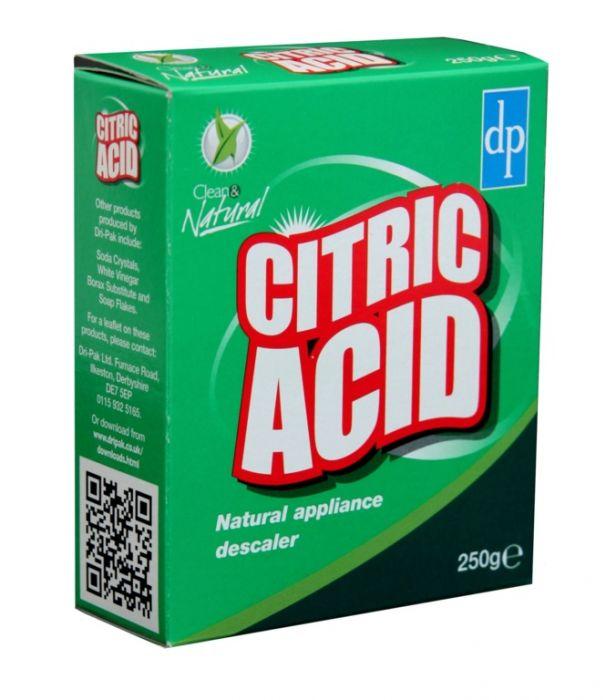 Dripak Citric Acid 250g