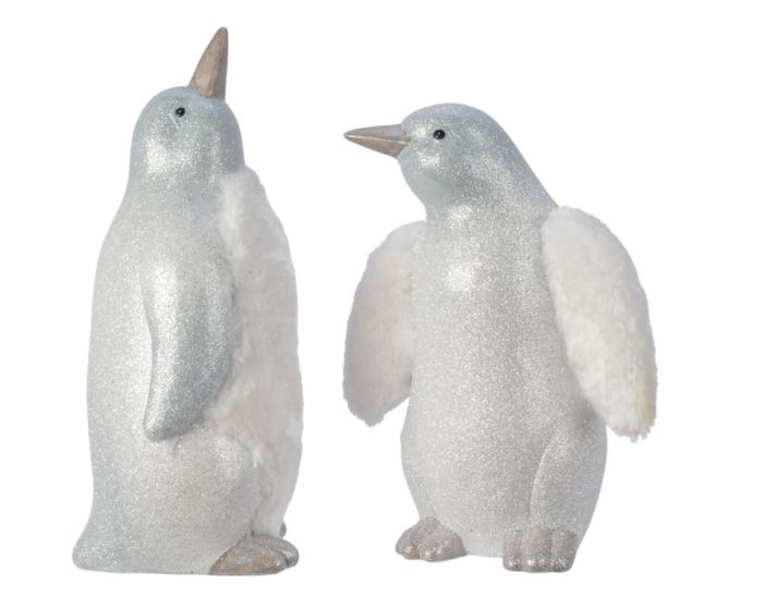 Terrac Penguin With Fur On Belly
