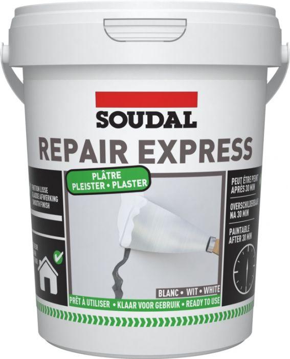 Soudal Repair Express Plaster Tub